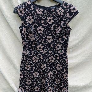 Size 14 S.L. Fashions Lace Dress